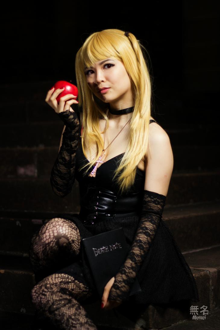 Misa Amane - Death Note by curiosityorarrogance