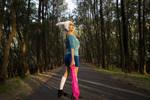 Fionna the Human (Adventure Time) by curiosityorarrogance