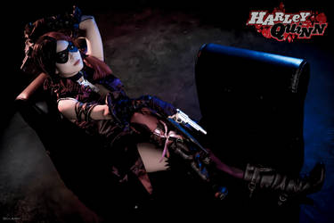 Harley Quinn - Hiya, Doll!