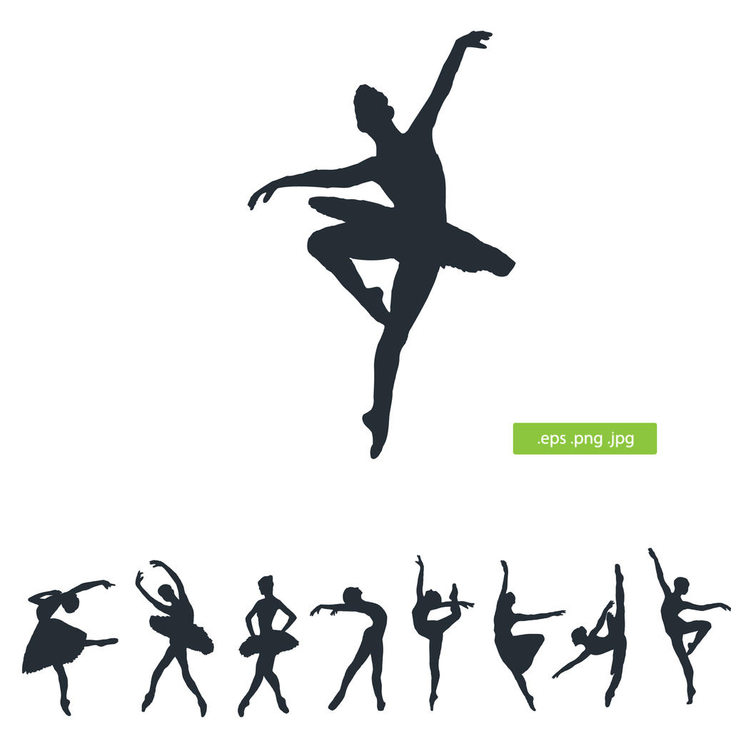 silhouettes-clipart's DeviantArt gallery