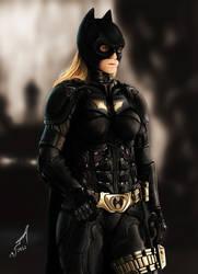 Batwoman by c44zi