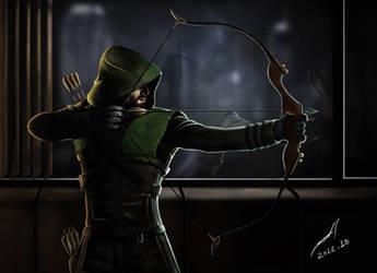 Arrow by c44zi
