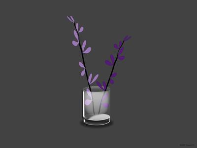 Simple Lilac by oooAdAooo