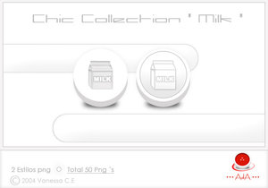 Chic Collection 'Milk' by oooAdAooo