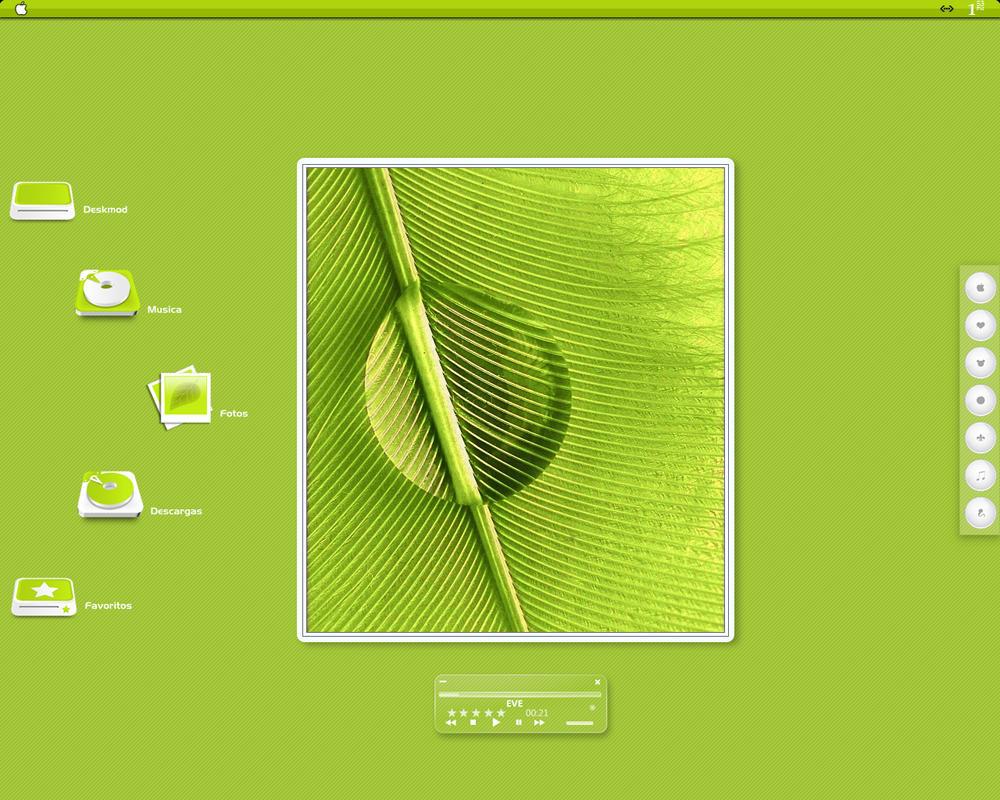 Green by oooAdAooo