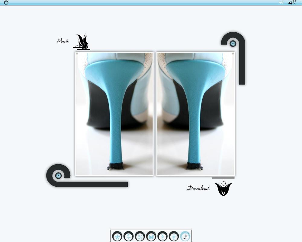 TheseShoesAreMadeForDancing by oooAdAooo