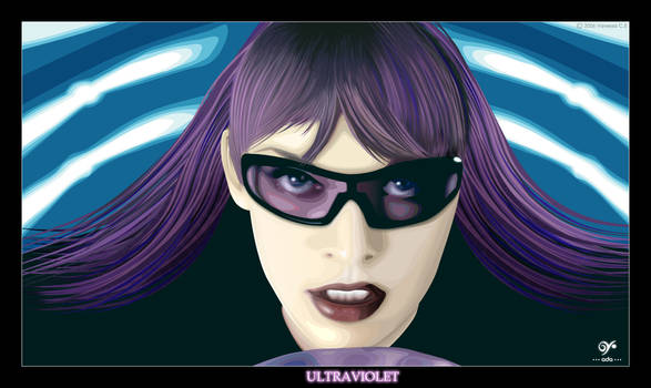 Ultraviolet Vector