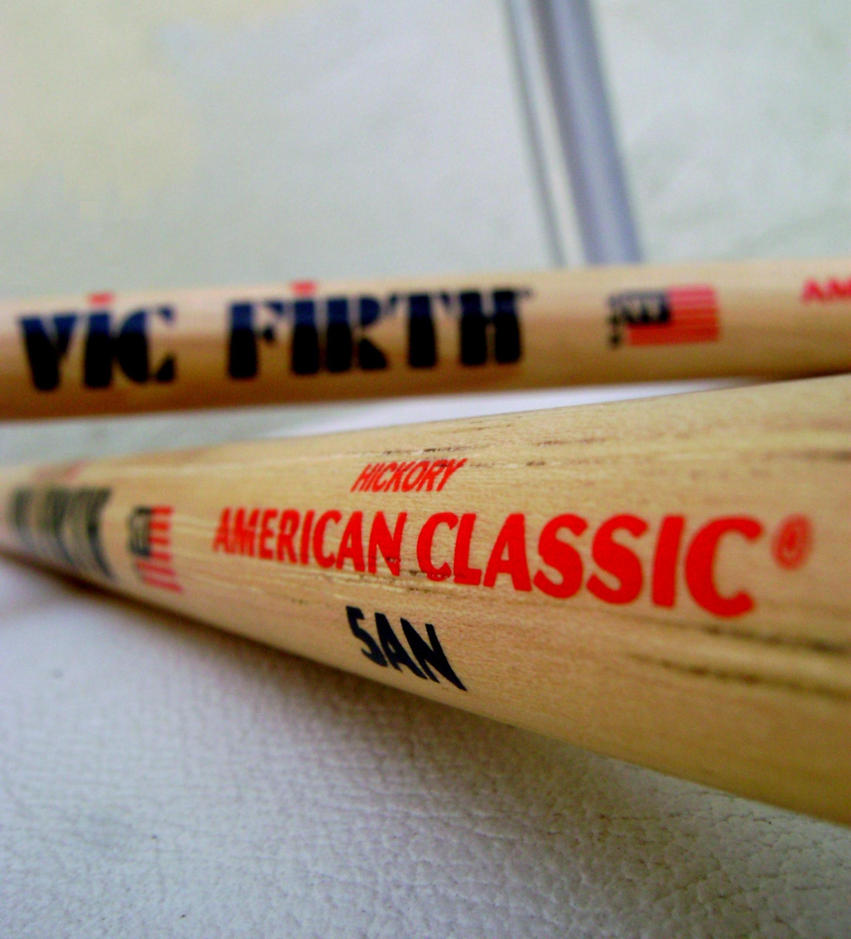 Vic Firth 5A By Foxist