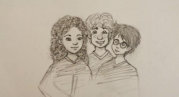 Hogwarts by Vrenn