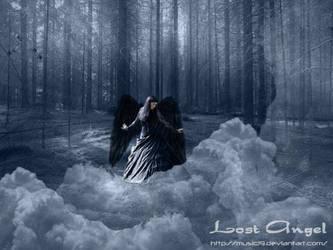 Lost Angel by NourhanB