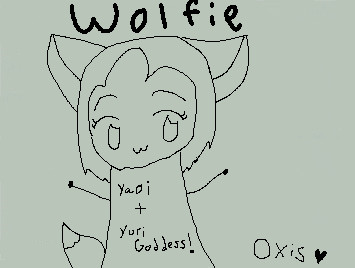For Wolfie by Oxis