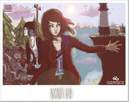 Maximus and Chloe by uto-pia