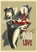 From Paris with Love by ArtofFlo