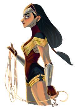 Wonder Woman (I)