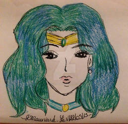 Sailor Neptune (my version) 23rd May 2015