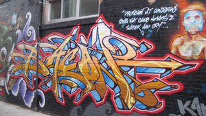 Graffiti Stock 24 by willconquers-stock