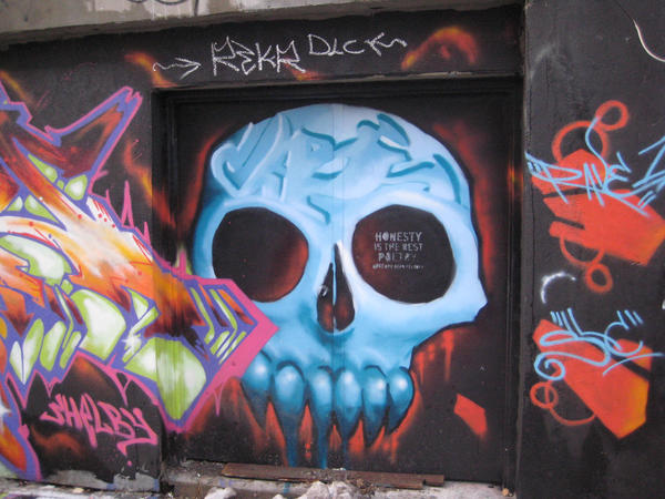 Graffiti Stock 30 by willconquers-stock