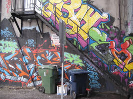 Graffiti Stock 45 by willconquers-stock