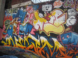 Graffiti Stock 46 by willconquers-stock