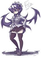 Skullgirls - Filia by Izuma