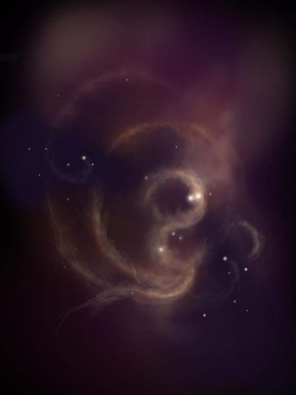 nebula sketch - photo #7