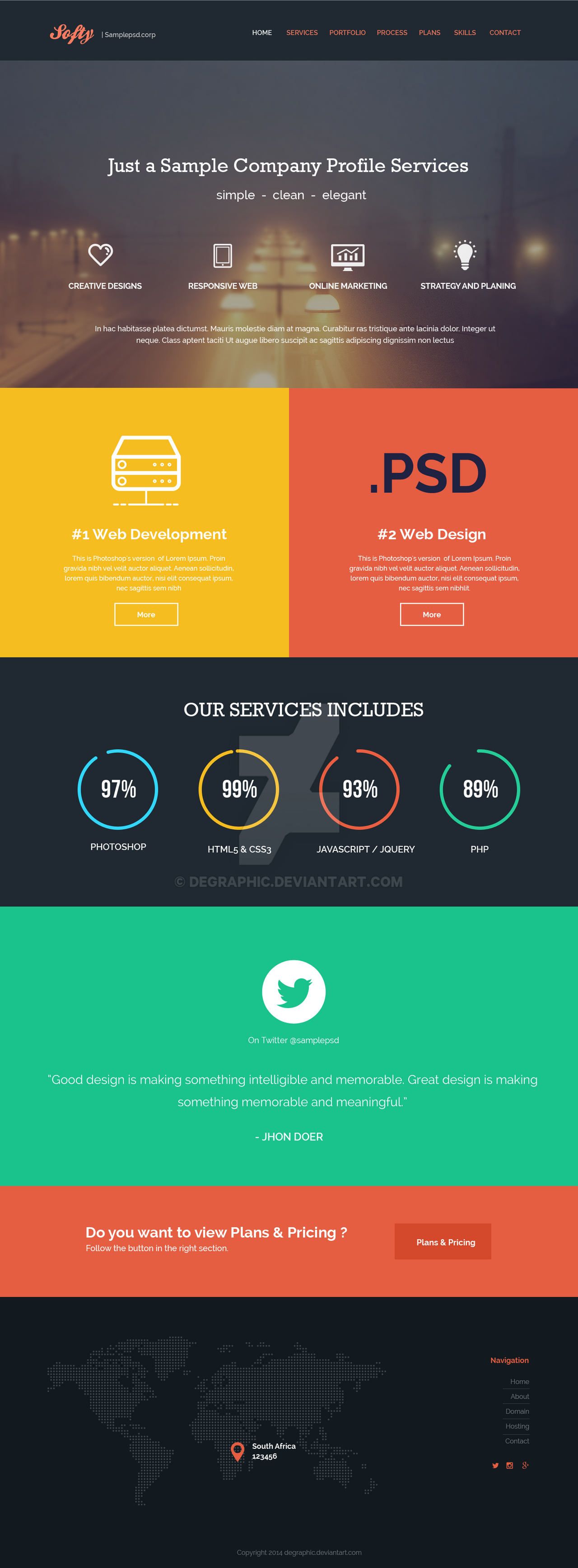 Sosfty_sample_design_PSD by degraphic