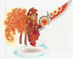 Matt Fanart Armor by RivanKrieg