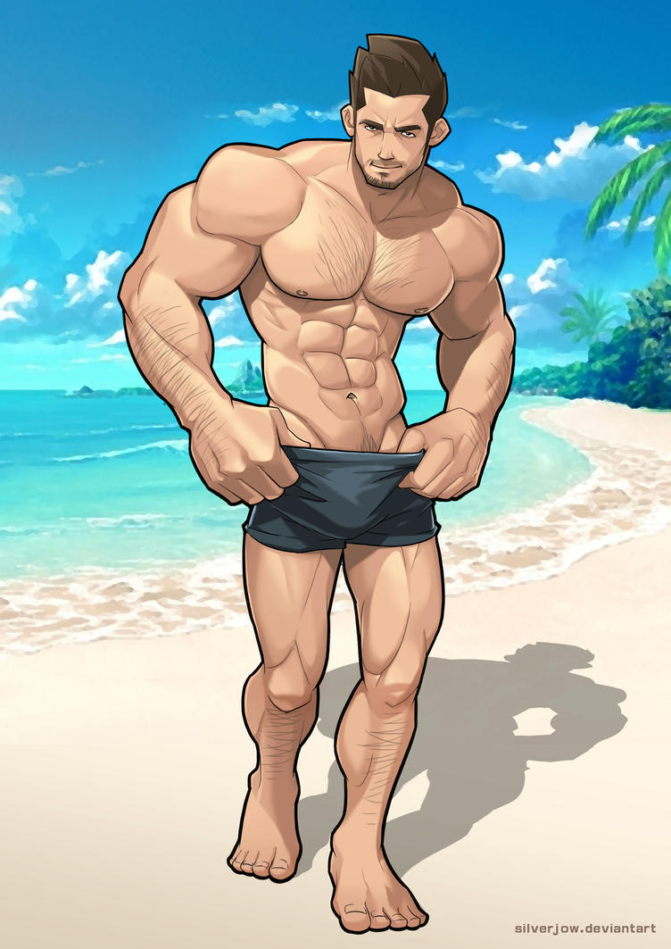 Swimsuit Nude Hunk Mobile Wallpapers Pics