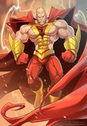 Commission - SuperJon