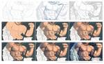Tutorial - Skin tone by silverjow
