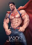 Commission work: Jason Martinez-Miller