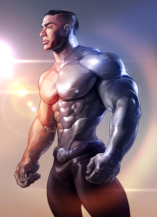 Colossus by silverjow