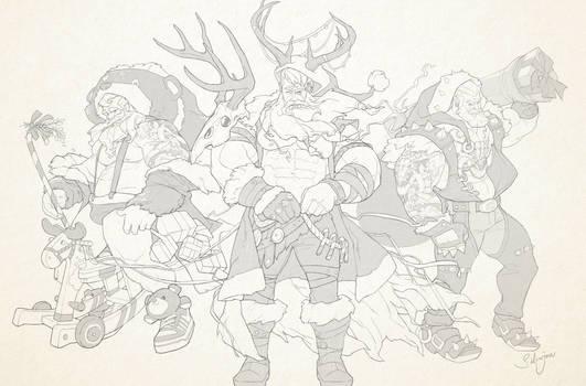League of Santa