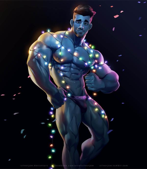 Happy New Year 2017 by silverjow