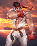 Street Fighter II - Ryu