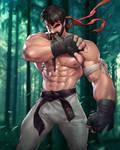 Bearded Ryu