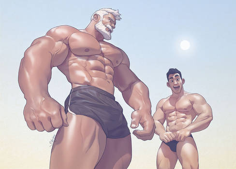 Hunks of the week #87