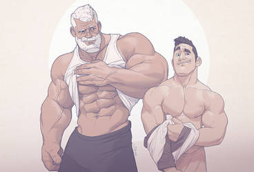 Hunks of the week #93