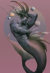 Capricorn by silverjow