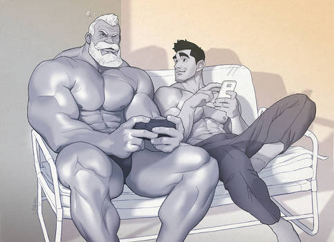 Hunks of the week #114