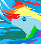 Rainbow Dash Minimalism