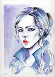 Commission: Grey Warden OC, Elaysa by g-ivanov