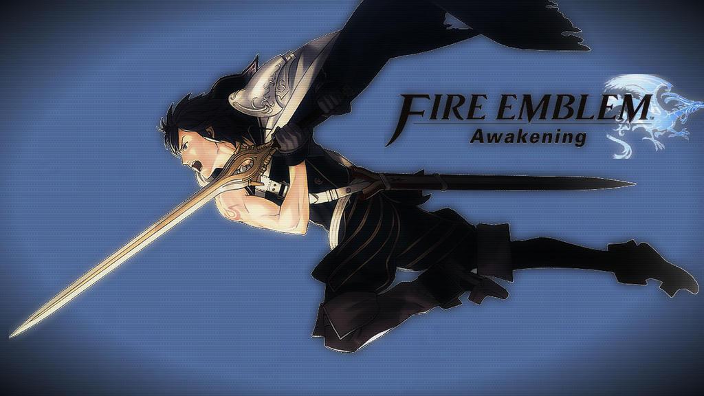 fire emblem   awakening   chrom wallpaper by yoyohawk-d60fxlw jpgFire Emblem Awakening Chrom Wallpaper