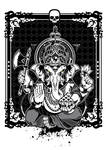 Ganesha  Vector Art