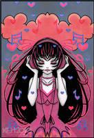 Music is Love in Symmetry by keh-arts
