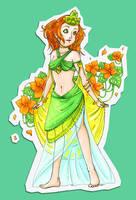 Princess Assili by keh-arts