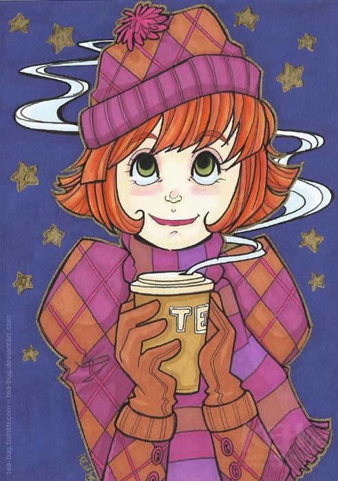 Nice and Warm by tea-bug