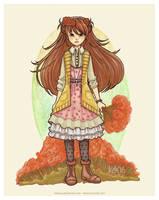 Mori Girl Alice by keh-arts