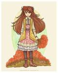 Mori Girl Alice