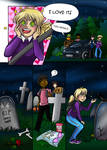Team Spoopy - Page Six by keh-arts